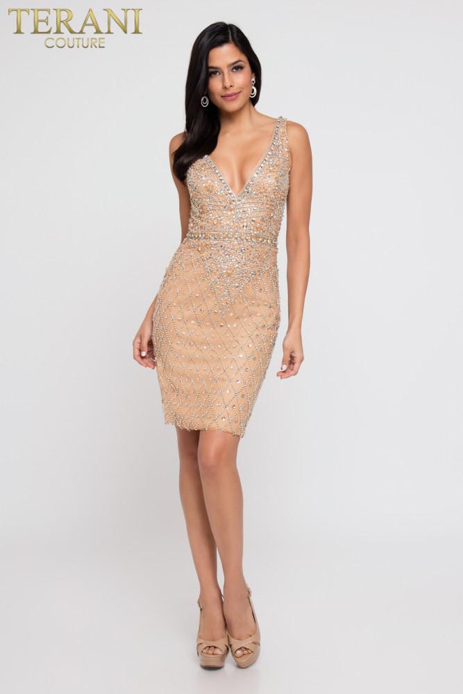 Вечернее платье 1811С6019