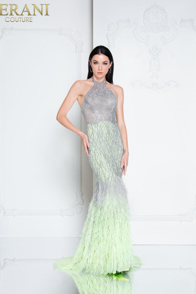 Вечернее платье 1811GL6407