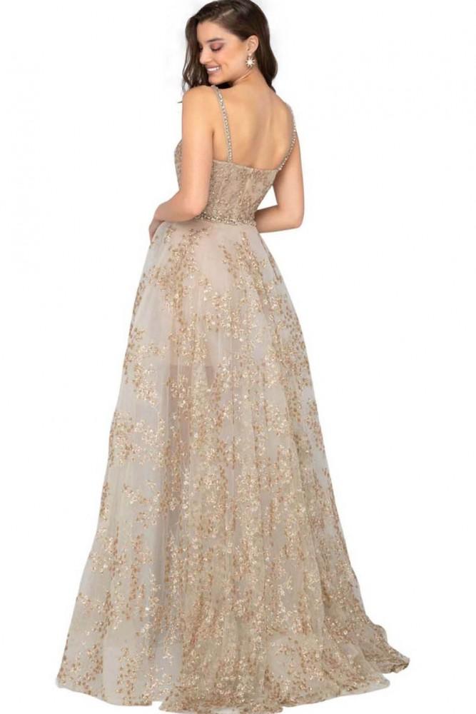 Вечернее платье 1912Р8576