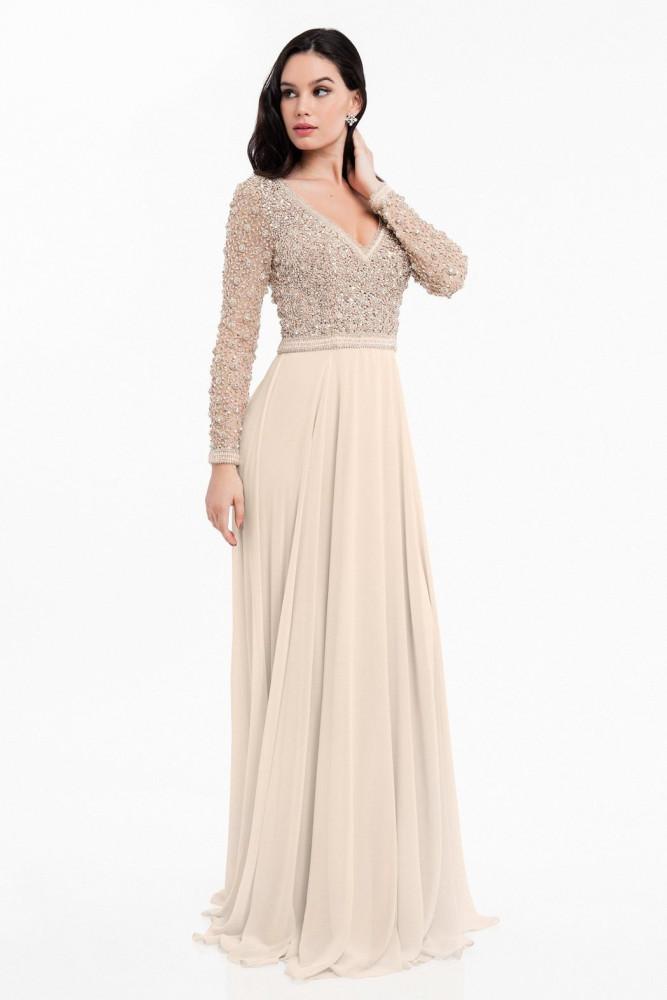 Вечернее платье 1821М7590