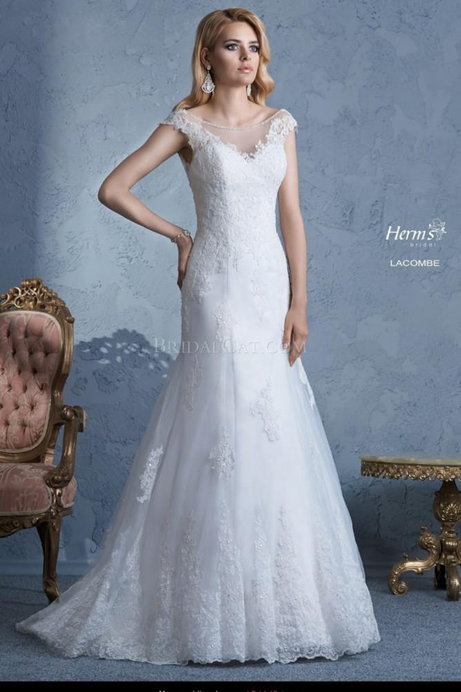 Свадебное платье Lacombe