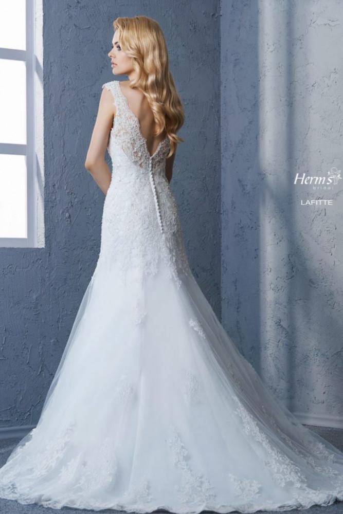 Свадебное платье Lafitte