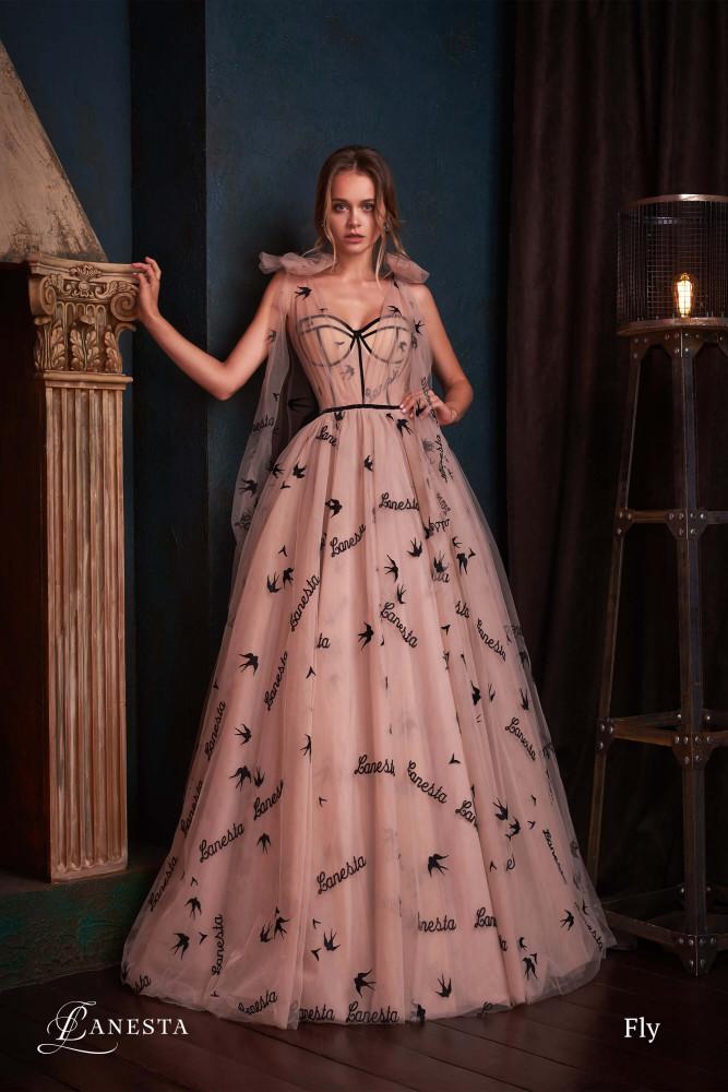 Вечернее платье Fly
