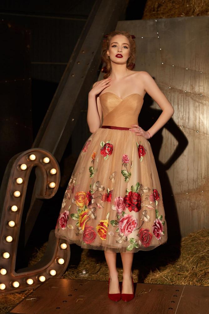 Вечернее платье Muskat